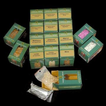 Bifora Incense&Charcoal Kit